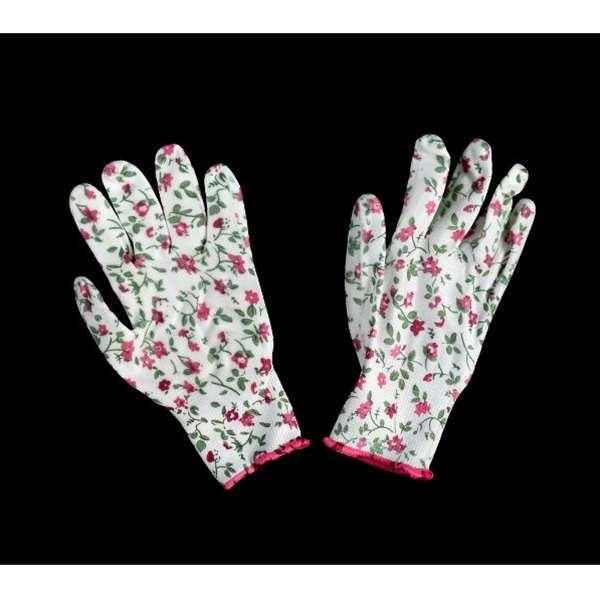ガーデニング手袋(背抜きタイプ) レディース Sサイズ